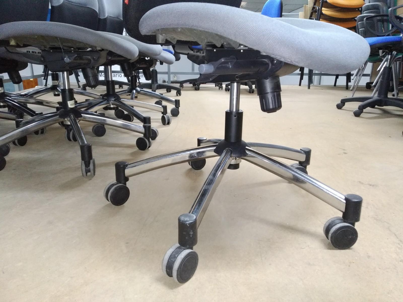 precio sillas giratorias oficinas malaga
